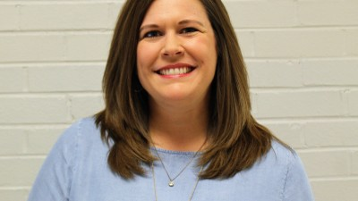 2018-19 Teacher of the Year, Ms. Bess Griggers