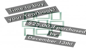 Yearbook promotion