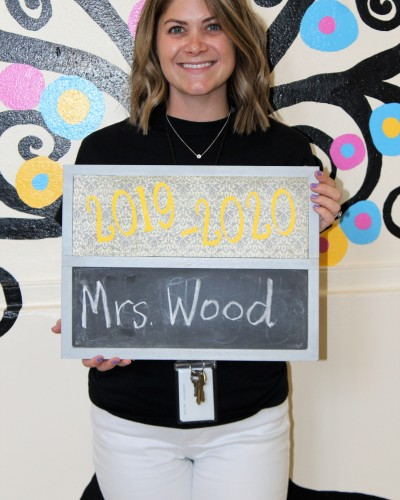 Mrs. Wood, School Nurse
