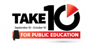 Take 10 for Public Education image