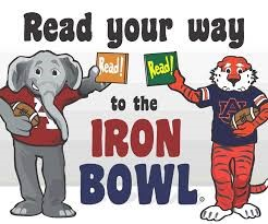 Be a Champion and Read Iron Bowl Contest